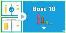 Powerpoint On Place Value Place Value Base 10 Activity Powerpoint Tens And Ones