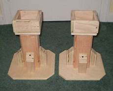 bed risers 10 inch all wood unfinished storage for shoes