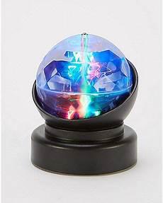 Rotating Mini Prisma Light Prisma Light Kaleidoscope Light Show Projector Spencer S
