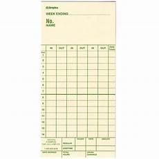 2 Week Time Card Calculator Timecard Twoweek Payroll