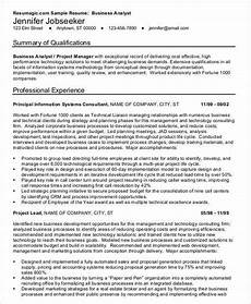 Example Of Business Resume 20 Basic Business Resume Templates Pdf Doc Free