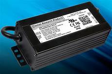 Light Tech Led Drivers Thomas Research Products Introduces New Pled60w High