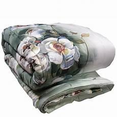 fazzini piumoni trapunta in raso di cotone con sta digitale piazzata