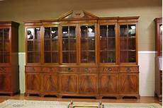 wall antique china hutch china cabinet large