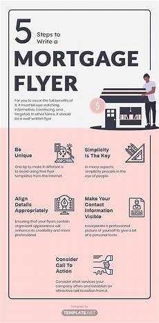 How To Write A Good Flyer Free Mortgage Flyer Templates Word Doc Psd