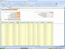 Auto Loan Amortization Table Excel Car Loan Amortization Spreadsheet Excel Spreadsheet
