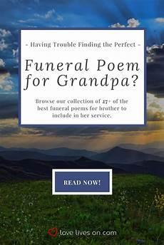 Funeral Speech For Grandpa 23 Best Funeral Poems For Grandpa Images On Pinterest