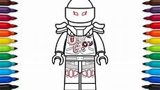 Lego Ninjago Oni Ausmalbilder How To Draw Lego Mr E From Lego Ninjago Masters Of