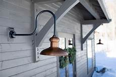 Outdoor Copper Barn Light Barn Lights Weather High Altitude Rockies Blog