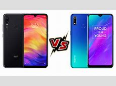 Redmi Note 7S Vs Realme 3 Pro: Which one should you buy