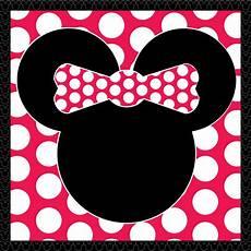 Minnie Mouse Invitation Template Free Minnie Mouse Invitation Printable Template