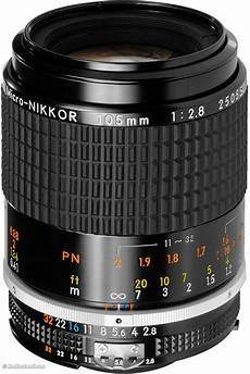 Nikon 105mm F 2 8 Ai S Micro Nikkor 1983 Today