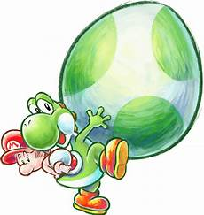 yoshi s new island 3ds artwork including lots of