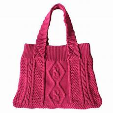 handmade by hayley new knitted bags