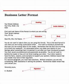 Letters Format Letter Format 49 Free Word Pdf Documents Download