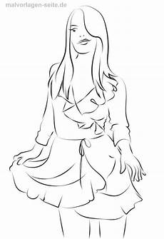 Topmodel Malvorlagen Rom Malvorlage Kleid Malvorlagen Ausmalbilder