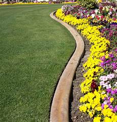 10 edging ideas for flower beds gardens and landscaping