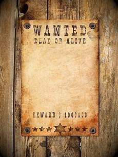 Wanted Poster Template For Pages How To Create And Use Wanted Posters For Different Goals