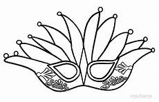 printable mardi gras coloring pages for cool2bkids