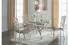 dining room sets for cheap shollyn silver 5 pc dining room set free shipping