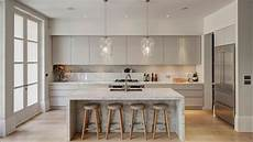 Contemporary Kitchen Island Ideas For A Modern Kitchen Island With Seating And