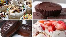 6 incredible no bake desserts youtube