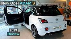 opel adam 2020 new opel adam s 2019 review interior exterior