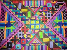 Cool Designs With Graph Paper Tribal Patterns Graph Paper Art 4 By Lyla Amnethyst On