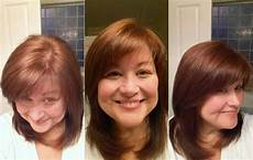 Reed Lucca Light Brown Real Hair Stories Vicki H Takes Control Of Her Color
