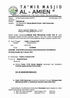 doc undangan masjid docx goun criit academia edu