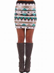 Aztec Design Skirts Pin By Zulema Koenig On Amazing Design Aztec Print Skirt
