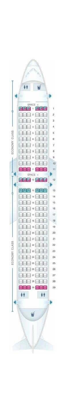 Airbus A320neo Seating Chart Latam Fleet Airbus A320ceo Neo Details And Pictures