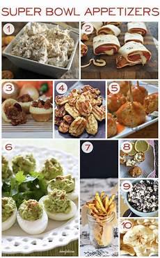 appetizers superbowl food drink of mind