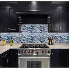 blue tile kitchen backsplash blue glass tile kitchen backsplash subway marble bathroom