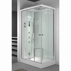 cabina doccia 100x80 cabina doccia multifunzione sfa grandform mod evoclass