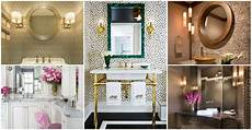 Decorate Room Stylish Powder Room Decor Ideas For A Greater Enjoyment