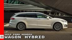 2019 Ford Mondeo by 2019 Ford Mondeo Wagon Hybrid
