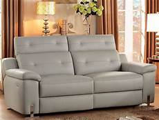 Power Reclining Sofa 3d Image by Vortex Gray Power Reclining Sofa From Homelegance