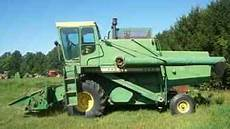 Used Farm Tractors For Sale John Deere 6600 D Combine