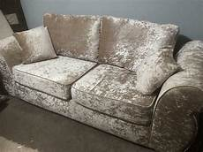 crushed velvet sofa delivery in bournemouth dorset