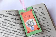 Make A Bookmarker How To Make A Tagboard Bookmark 6 Steps With Pictures