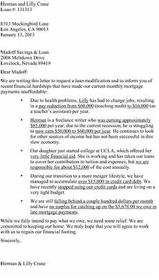 Sample Of Hardship Letter For Loan Modification How To Prepare A Hardship Letter For A Mortgage Lender