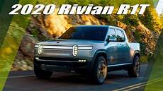 Ford Ute 2020 by 2020 Rivian R1t All Electric Truck Unveiled