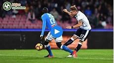 Mec Running Lights Napoli Lazio Geniş 214 Zet With Images Genoa Soccer
