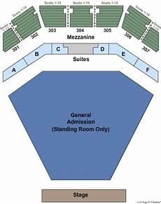 Horseshoe Casino Seating Chart The Venue At Horseshoe Casino Tickets In Hammond Indiana