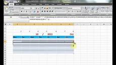 Perpetual Calendar Excel How To Make Perpetual Calendar Using Formula In Excel 2007