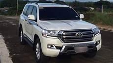 2019 Toyota Land Cruiser by 2019 Toyota Land Cruiser 200 Premium 4 5l Turbodiesel V8
