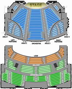 Engeman Theater Seating Chart Seating Chart Hawaii Theatre Center