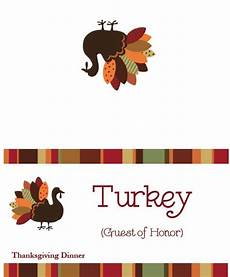 thanksgiving ace cards templates free software word place cards template