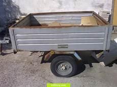 rimorchio porta auto miniescavatore carrello porta auto usato